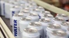 FOX NEWS: Anheuser-Busch brewery pauses beer production to can emergency drinking water The Anheuser-Busch Brewery put beer production on pause this week instead canning safe drinking water to distribute to flooding victims affected by Hurricane Harvey.