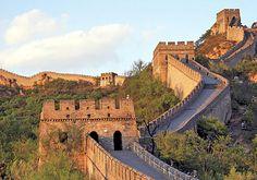 Kiinan muuri.