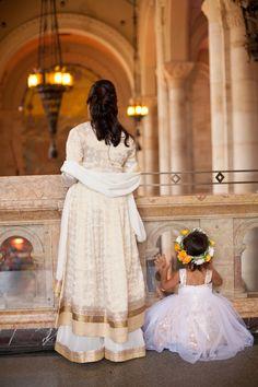 Photography: Dennis Kwan Wedding Photography - denniskwanweddings.com  Read More: http://www.stylemepretty.com/2014/05/29/colorful-brooklyn-wedding/