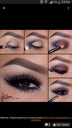 If you want to transform your eyes and increase your natural beauty, having the best eye make-up tips and hints can help. You want to make sure to put on make-up that makes you look even more beautiful than you are already. Gorgeous Makeup, Love Makeup, Makeup Inspo, Makeup Inspiration, Cheap Makeup, Scary Makeup, Dress Makeup, Pretty Makeup, Men With Makeup