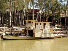 Echuca Paddleasteamers - PS Pevensey - PS Alexander Arbuthnot - Paddlesteamer Cruises on the Murray River Echuca Moama