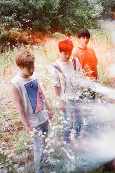 Infinite - Reality - July 2015 - Sungkyu, Sungjong, L