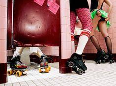 roller derby girls | Tumblr