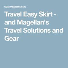 9075eb38af Magellan's Foulard-Print Challis Pant - and Magellan's Travel ...