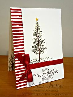 Stampinantics: THOUGHTFUL BRANCHES CHRISTMAS