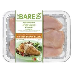 Just BARE Boneless Skinless Chicken Breast Fillets oz. Chicken Breast Fillet, Skewer Recipes, Chex Mix, Chicken Fajitas, Healthy Chicken, Meal Prep, Just For You, Meals, Cooking
