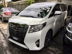 #CarsForSale  2016 Toyota Alphard New Look Almost New Call 09175287233 09209066805 or click photo for more info #bestbuycars at #autotradecenterphilippines #sellcar https://www.autotrade.com.ph/carsforsale/2016-toyota-alphard/