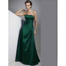 Korzetové, společenské šaty - tmavě zelené