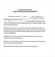 Sample loan agreement contract between two parties 26 great loan industry accademic consulting agreement 9 consulting agreement template understanding about consulting agreement template is recommended for you who solutioingenieria Image collections