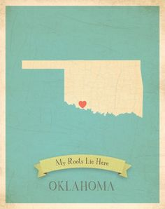 Can't deny my Okie roots