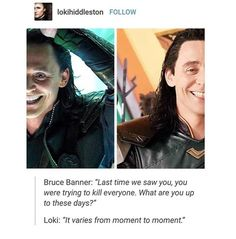 "254 Likes, 1 Comments - a trash can but with memes (@ss.hawkeye) on Instagram: ""I once again apologize for the Loki/Tom spam but i've gotten like 20 followers so apparently this…"""