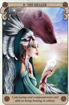 Conscious Spirit Oracle [kin - this is one of my new decks!]