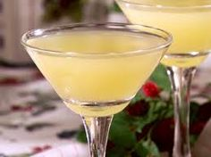Butterscotch Lifesaver (1 Part Butterscotch Schnapps  2 Parts Malibu Rum  2 Parts Pineapple juice  Garnish with a cherry)