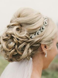 2015 Wedding Hairstyles for Medium Hair | Trendy Hairstyles 2015 / 2016 for…