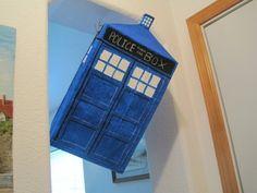 This TARDIS pinata