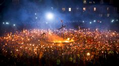 Up Helly Aa.