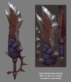 Tyson Murphy - Sword Practice by ~Devin-Busha on deviantART