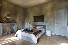 Chateau d'Uzer is a B&B and vacation rental in Ardeche, near Provence in France.