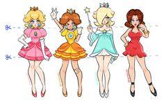 Super Mario Brothers, Super Mario Bros, Nintendo Super Smash Bros, Super Mario Princess, Nintendo Princess, Princess Daisy, Mario Fan Art, Mario Bros., Mario And Luigi