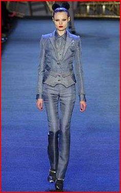 Menswear for Women - The Sisterhood of the Traveling Pantsuits (GALLERY)