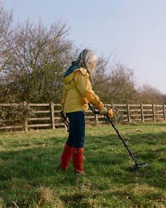 'It's about paying attention': Evelyn Glennie on her love of metal detecting