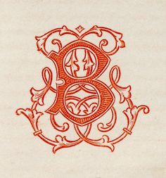 #vintage #monogram #design
