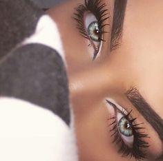 Beautiful Eyes Color, Stunning Eyes, Pretty Eyes, Cool Eyes, Amazing Eyes, Beauty Makeup, Eye Makeup, Hair Makeup, Hair Beauty