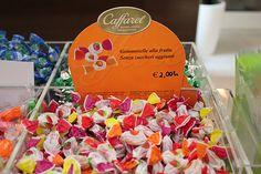 Gommoselle alla FRUTTA  Caramelle alla frutta Caffarel. Senza zuccheri aggiunti.