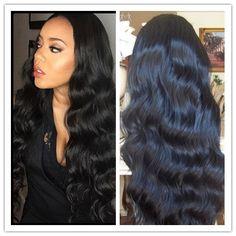 Warma Hair Body Wave Brazilian Virgin Hair Full Lace Huma...