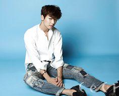 C.N Blue Min Hyuk - Ceci Magazine August Issue '14
