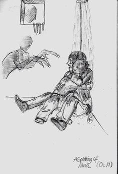 A Splitting Of The Mind | Fan Art