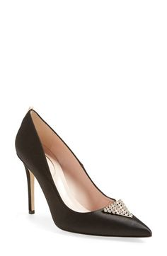 SJP by Sarah Jessica Parker 'Wittman' Pointy Toe Pump (Women) available at #Nordstrom