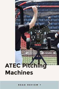 ATEC is a company based in the USA and is owned by Wilson. Here's a complete and in-depth review of the latest ATEC pitching machines. I think the M3X is the best pitching machine ever made.