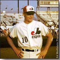 The Original Montreal Expos Unis. The tri color cap and logo are awesome.
