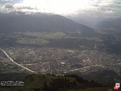 Bergen, Innsbruck, Bavaria, Mountains, Nature, Travel, Bayern, Hang Gliding, Gliders