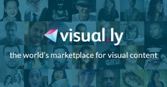 http://visual.ly  Create your own designs, or find a designer for your infographics.