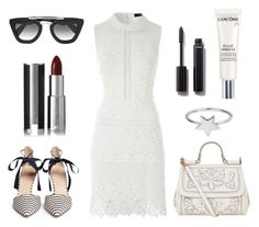 """""""Untitled #109"""" by justaclassicwoman ❤ liked on Polyvore featuring Jane Norman, Chanel, Prada, Lancôme, J.Crew, Dolce&Gabbana, Givenchy and ChloBo"""