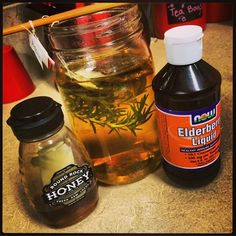 Easy antiviral tea to help knock-out dreaded viruses! This really helps with anything viral that you're body may be fighting - just in time for winter!