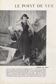 Nina Ricci 1949