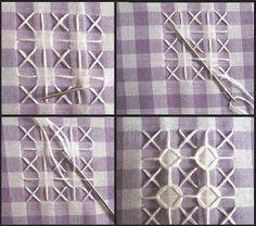 -------> tricotando os pontos da Vida...
