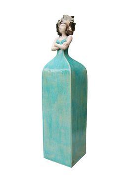 Petra de Vree, Zo!  hoogte 64 cm; 2010