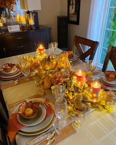 Dining Delight: Thanksgiving Tablescape for a Small Gathering Thanksgiving Table Settings, Thanksgiving Tablescapes, Thanksgiving Feast, Homemade Buns, Basket Tray, Leaf Bowls, Chocolate Dreams, Little Pumpkin