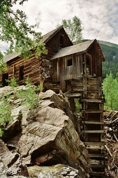 Crystal Mine, Marble, CO | Flickr - Photo Sharing!