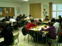 Aprendizaje Cooperativo. Prueba de Estudio en grupo