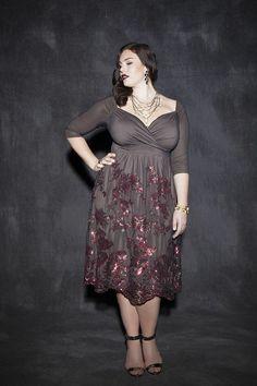 IGIGI by Yuliya Raquel - Intro to Fall Plus Size Fashion Collection 2013