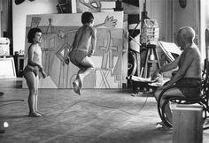 Pablo Picasso, David Douglas Duncan (1957)