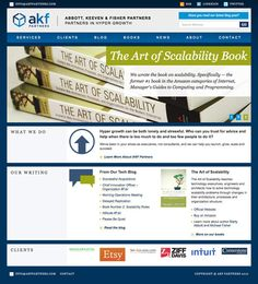 AKF Partners — Website