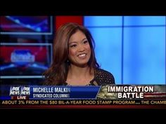 Michelle Malkin Discusses the Anti-Gun and Immigration Insanity Issues: It's not secure the border first…it's secure the border 'PERIOD'.