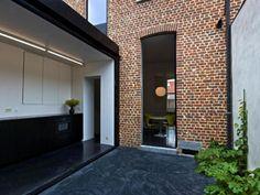 Aanbouw keuken Decor, Doors, Outdoor Decor, House, Kitchen, Garage Doors, Home Decor