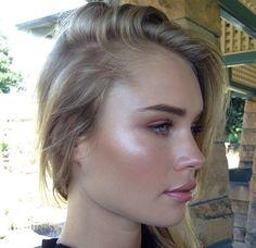 inspiration makeup highlight makeup by ania ania milczarczyk ...
